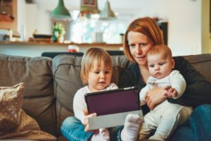 Hopperstock - Work at home moms